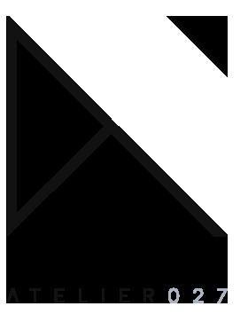 logotipo de Atelier027
